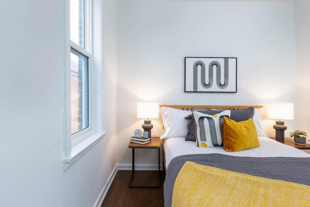 1 1-2 Montrose Ave Toronto ON M6J 2T7 – 2nd Bedroom 2