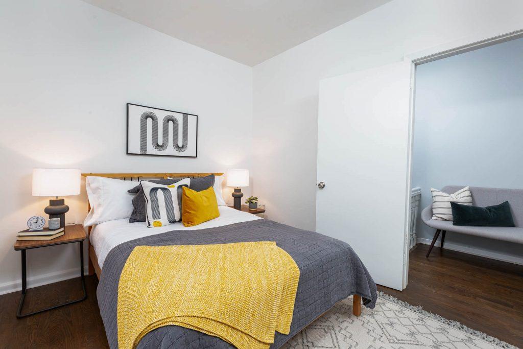 1 1-2 Montrose Ave Toronto ON M6J 2T7 – 2nd Bedroom 3