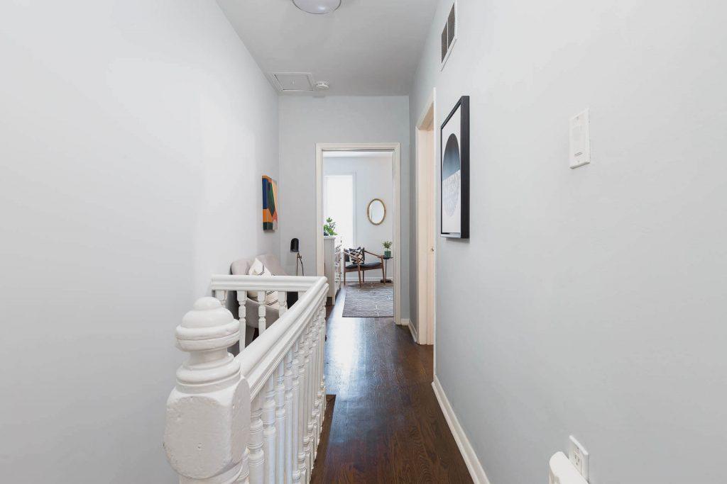 1 1-2 Montrose Ave Toronto ON M6J 2T7 – 2nd Floor Hallway