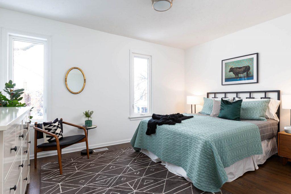 1 1-2 Montrose Ave Toronto ON M6J 2T7 – Master Bedroom 2