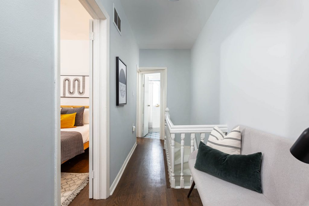 1 1-2 Montrose Ave Toronto ON M6J 2T7 – Master to 2nd Bedroom